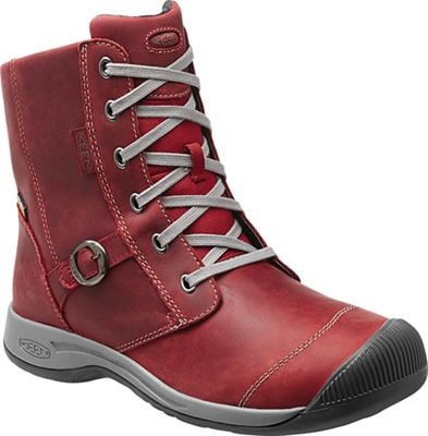 Keen Women's Reisen Zip Waterproof Full Grain Boot