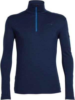 Icebreaker Men's Apex LS Half Zip Top