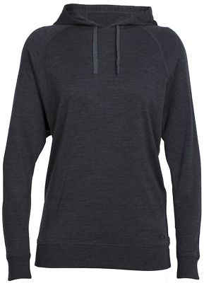 Icebreaker Women's Meadow LS Hood