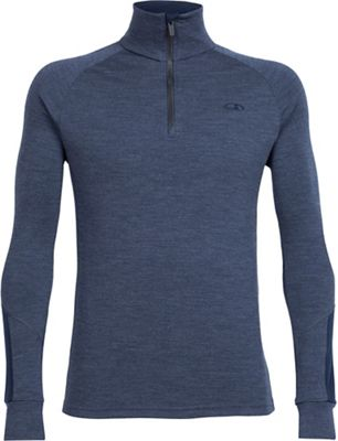 Icebreaker Men's Otago LS Half Zip Top