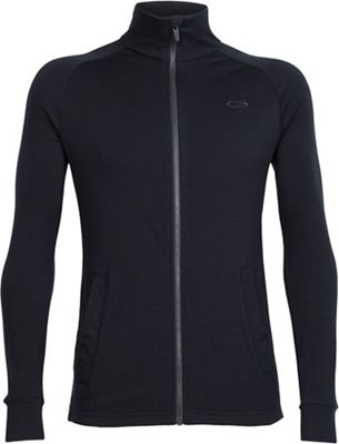 Icebreaker Men's Otago LS Zip Top