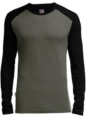 Icebreaker Men's Tech Top LS Crewe