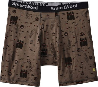 Smartwool Men's Charley Harper National Park Poster NTS Micro 150 Boxer Brief