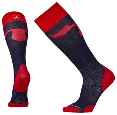 Smartwool PhD Slopestyle Ultra Light La Grave Sock