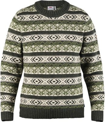 Fjallraven Men's Ovik Folk Knit Sweater