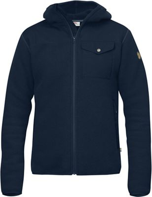 Fjallraven Men's Sarek Fleece Hoodie