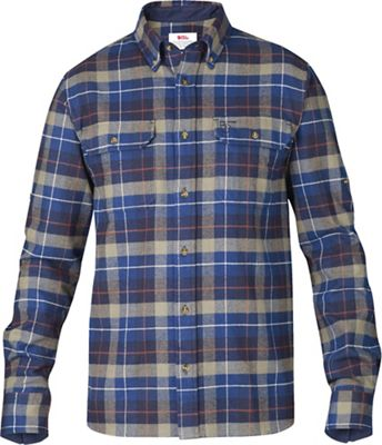 Fjallraven Men's Singi Heavy Flannel Shirt