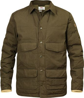 Fjallraven Men's Sormland Down Shirt Jacket