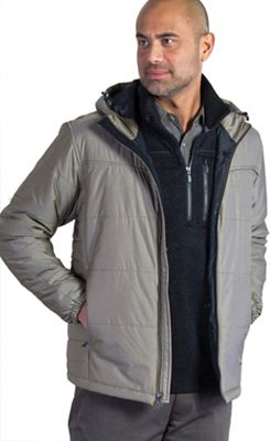 ExOfficio Men's Cosimo Hooded Jacket