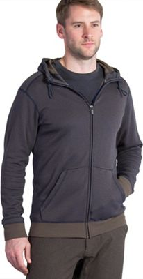 ExOfficio Men's IsoClime Full Zip Hoody