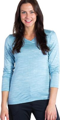 ExOfficio Women's Terma V Neck Top