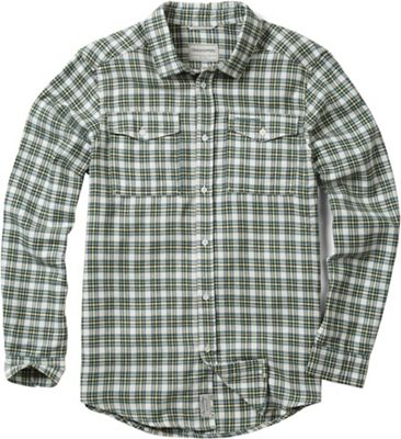 Craghoppers Men's Kiwi LS Check Shirt