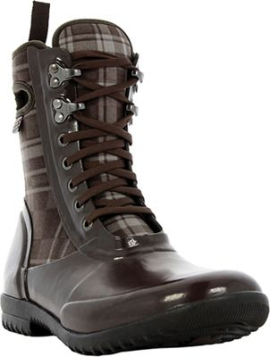 Bogs Women's Sidney Plaid Boot