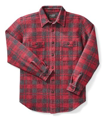 Filson Men's Alaskan Double Chamois Shirt