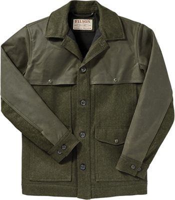 Filson Men's Mack Tin Cruiser Jacket
