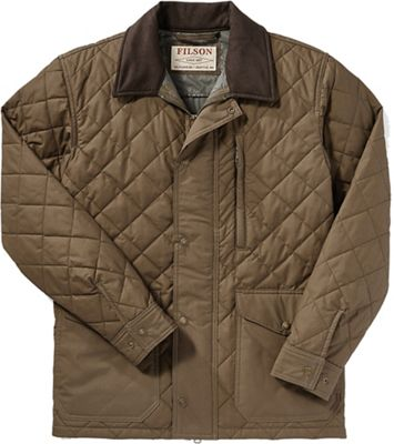 Filson Men's Quilted Mile Marker Jacket