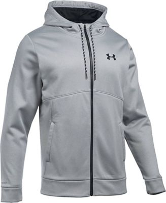 Under Armour Men's Armour Fleece Franchise Full Zip Hoodie