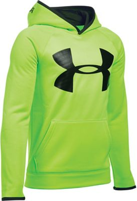 Under Armour Boy's Armour Fleece Storm Highlight Hoodie
