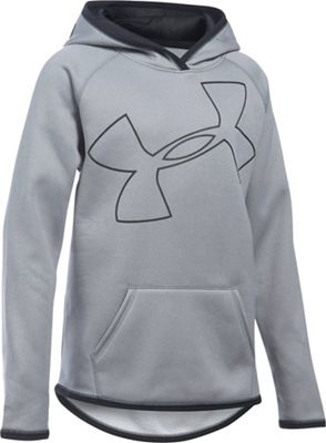 Under Armour Girl's Armour Fleece Big Logo Hoody