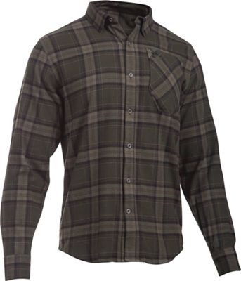 Under Armour Men's Borderland Flannel Shirt