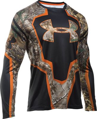 Under Armour Men's Camo Tech Hunting Jersey
