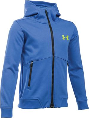 Under Armour Boy's ColdGear Infrared Dobson Softshell Jacket