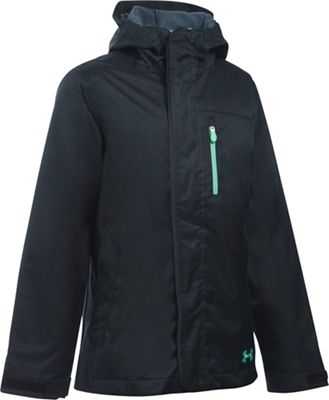 Under Armour Girl's ColdGear Infrared Gemma 3 In 1 Jacket