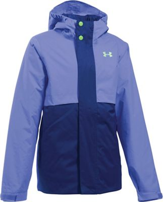 Under Armour Girl's ColdGear Reactor Wayside 3 In 1 Jacket