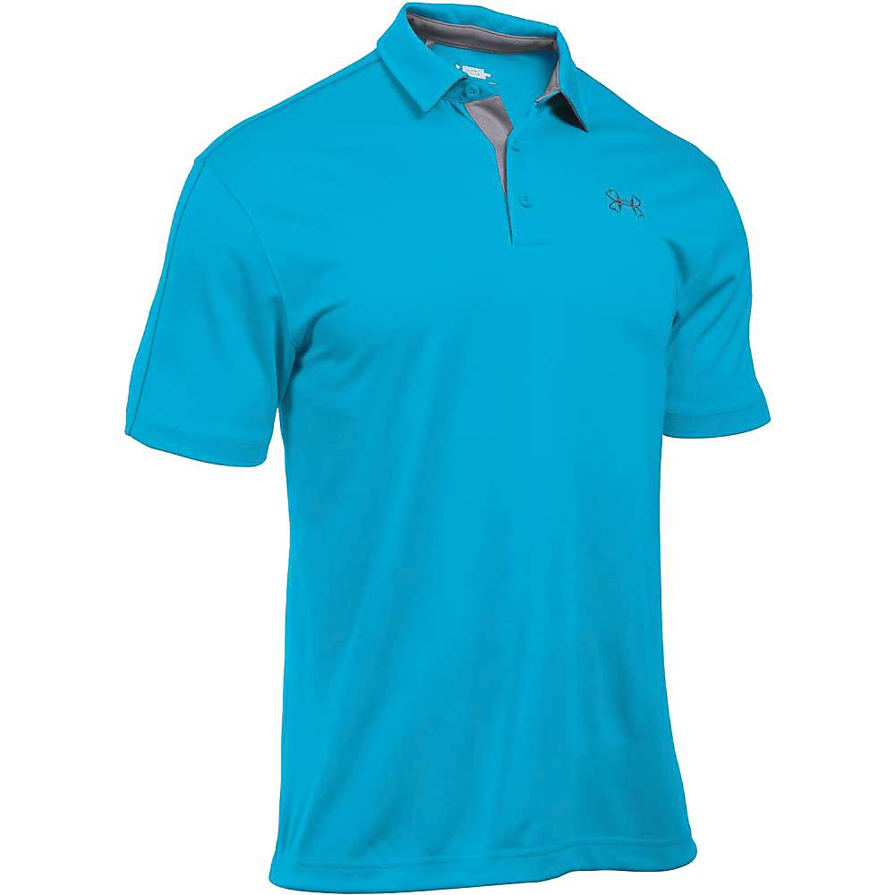 Under armour men 39 s fish hook polo moosejaw for Under armour fish hook