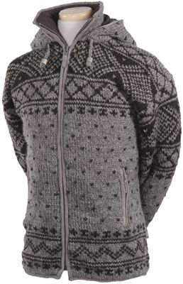 Laundromat Men's Zurich Fleece Lined Sweater