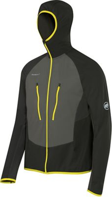 Mammut Men's Aenergy Light ML Hooded Jacket