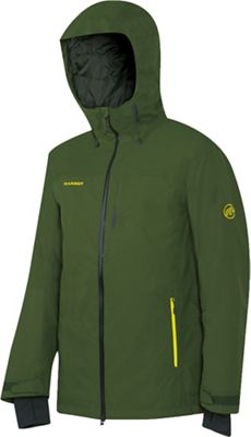 Mammut Men's Bormio HS Hooded Jacket