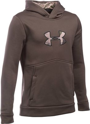 Under Armour Boy's Icon Caliber Hoodie
