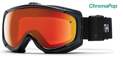 Smith Phenom Turbo Fan Snow Goggle