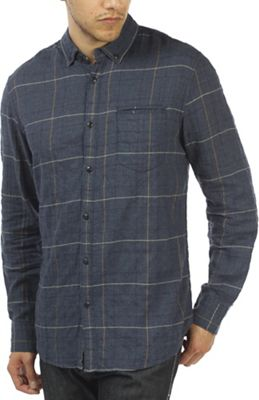 Jeremiah Men's Dillon Pucker Twill Plaid LS Shirt