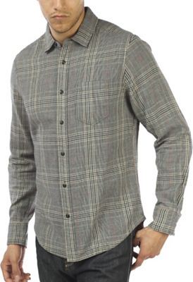 Jeremiah Men's Fillmore Reversible Print Plaid LS Shirt