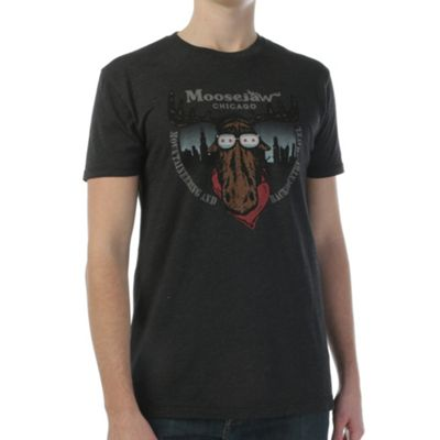 Moosejaw Men's Classic Moose Chicago Tee