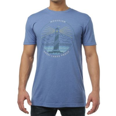 Moosejaw Men's MJ x Great Lakes Proud Lighthouse CO-LAB Tee