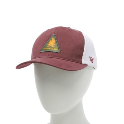 Moosejaw Light My Fire Mesh Snapback Trucker Hat