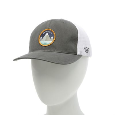 Moosejaw Mr. Blue Sky Mesh Snapback Trucker Hat