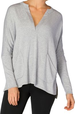 Beyond Yoga Women's Cozy Fleece LS Poncho