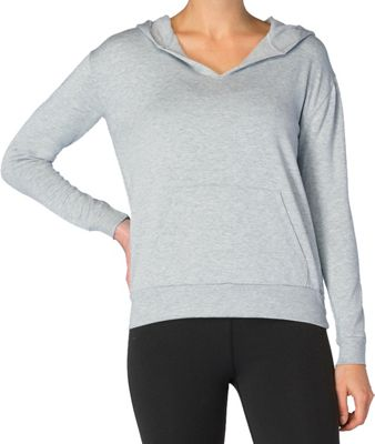 Beyond Yoga Women's Cozy Fleece V-Neck Hoodie