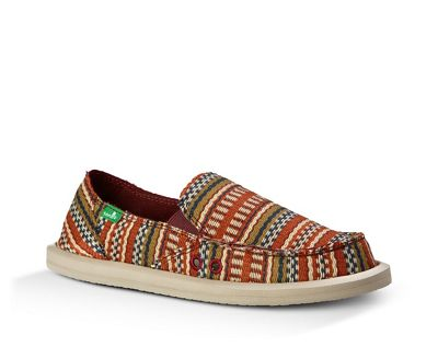 Sanuk Women's Donna Blanket Shoe