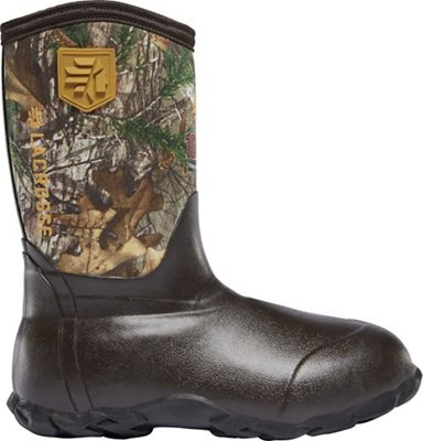 Lacrosse Youth Lil' Alpha Lite 10IN 1000G Insulated Boot