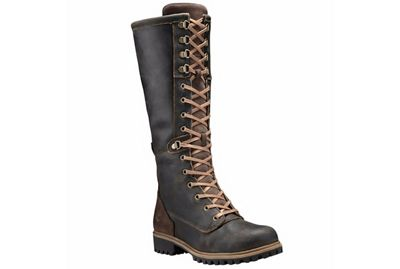 Timberland Women's Wheelwright Tall Lace Waterproof Boot