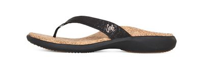 Sole Women's Cork Flips Sandal
