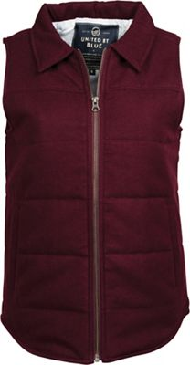 United By Blue Women's Martel Wool Vest