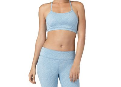 Beyond Yoga Women's Keyhole Back Bra