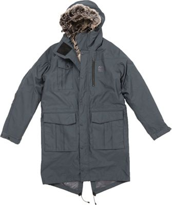66North Men's Esja Long Edition Parka