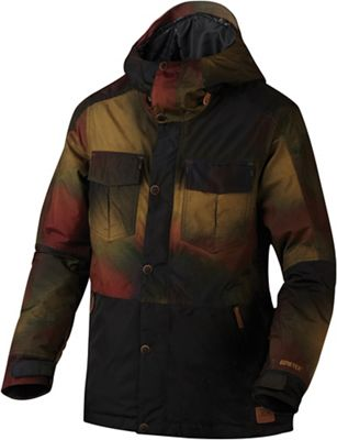 Oakley Men's Evergreen 2L Gore BZI Jacket
